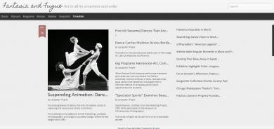 Fantasia and Fugue screenshot